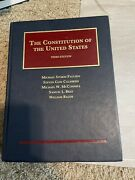 The Constitution Of The United States Textbook, Third Edition 9781634599382
