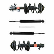 Front Rear Shocks Struts For Infiniti Fx35 Fx45 2003-2008 Monroe