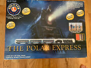 Lionel Trains The Polar Express O Gauge Complete Train Set 6-31960