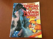 120th Anniversary Ringling Brothers Barnum And Bailey Circus Program