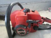 Vintage Jonsereds 49sp Chainsaw With 16 Bar