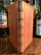 Beer Of The Bible, Death, James. 1887 Rare, Pat Bruno Leather Binding.