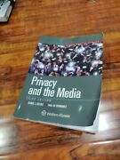 Privacy And The Media Third Edition By Daniel Solove And Paul Schwartzandnbsp