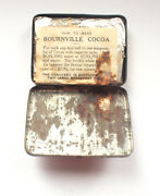 Loaded Cadbury Bournville Cocoa Drink Sample Tin Dolls House Toy 1930s Vintage