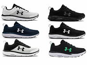 Under Armour Mens Charged Assert 8 Running Shoe Sneaker - Pick Color And Size