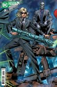 Infinite Frontier 2 Bryan Hitch Cardstock Variant 13/07/21 Vf/nm Dc