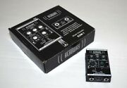 Headway Edm-1 Sheer Acoustic Equaliser Direct Mini Preamplifier For Guitar And Box