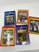 Lot Of 5 Encyclopedia Brown Books By Donald J. Sobol From 1970's