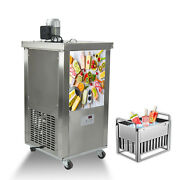 Kolice Commercial Single Ice Mold Set Popsicle Machineice Pop Lolly Machine