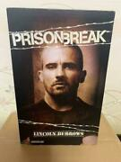 Hot Toys Prison Break Lincoln Burrows 1/6 Scale Figure Shipped From Japan