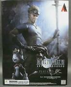 Square Enix Final Fantasy Vii Play Arts Kai Sid Highwind And Cait Sith Figure
