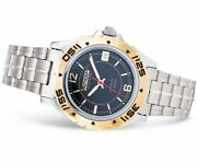 Menand039s Mechanical Automatic Watch Vostok Partner 2416 301175