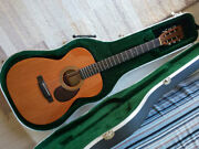 Martin And Co. 00-16dbm Est.1833 Natural 6 String Acoustic Guitar With Hard Case