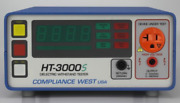 Compliance West Ht-3000s Hipot -purchased New Dec 2019, Used Less Than 3 Months-