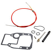 Lower Shift Cable Assembly For Omc Cobra Sterndrive 986654 987498 987661
