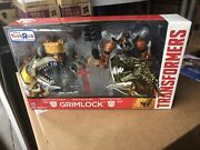 Transformers Age Of Extinction Grimlock 84 And 2014 Evolution 2 Pack Tru Exclusive