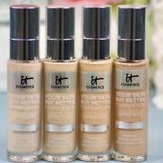 It Cosmetics Your Skin But Better Foundation + Skincare - Choose Your Shade