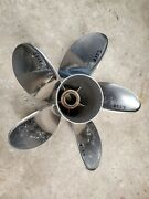 Counter 5 Blade 16 X 28p Mercury Maximus 5 Ss Propeller 48-889967-28 P5558