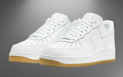 Nike Air Force 1 And03907 Shoes White Gum Brown Dj2739-100 Menand039s Multi Size New