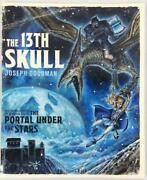Goodman Games Dcc Rpg 13th Skull Vintage Cover Ed Gen Con Exclusive Nm