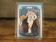 2020-21 Panini Prizm 278 Lamelo Ball Base Rc Rookie Charlote Hornets