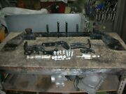 Honda Crv Blue Ox Tow Bar Hitch For Mounting On Car. Only Parts In Pictures.