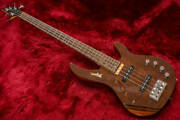 Tagima 4 Strings Dot Inlays Electric Bass Guitar S/n 003444 With Hard Case
