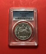 1973-france 10 Francs Graded By Pcgs Ms66...low Mintage .