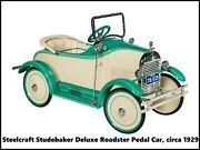 Steelcraft Pedal Cars