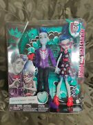 Monster High Loves Not Dead 2 Doll Pack Sloman Mortavich And Ghoulia Yelps Sealed