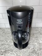 Krups Type 466 10 Cup Duo Filter Coffee Maker
