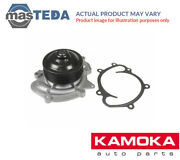 Kamoka Engine Cooling Water Pump T0228 P New Oe Replacement