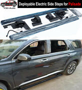 Deployable Electric Running Board Side Step Fits For Hyundai Palisade 2019 20 21
