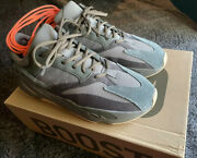 Adidas Yeezy 700 Teal Blue Size 13