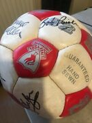 Liverpool Football Signed By Platers Inc Bob Paisley