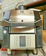 2018 Electrolux Single Commercial Panini Press With Smooth Plate M108