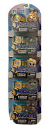 Disney Frozen Mashems Lot Of 5 Anna Elsa Boo Sven Mystery Collectibles Series 3