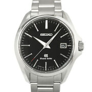 Free Shipping Pre-owned Grand Seiko Master Shop Limited Model Sbgx083/9f62-0ag0