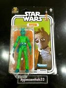 Star Wars Black Series 50th Anniversary Greedo Exclusive New. In Hand
