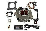 Fitech Go Street Efi 400 Hp Self-tuning Fuel Injection Systems W/g-surge Modules