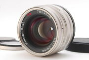 Contax Carl Zeiss Planar T 45mm F/2 Rangefinder Lens For G1 G2 From Japan E709