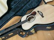 History Nt-s4 6 Strings Natural Acoustic Guitar Shipped From Japan
