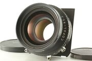 [near Mint+++] Schneider Kreuznach Symmar-s 240mm F5.6 Mc Lens Copal No.3 Japan