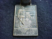 Hartford, Vermont 1911 150th Anniversary Watch Fob For Being Chartered In 1761