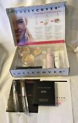 Sheer Cover Make Up Set Kit Foundation Concealer Mascara Cleanser Primer And More