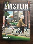 ⭕️ Einstein Tile Strategy Board Game - Artana Games New Unpunched 2017 Science