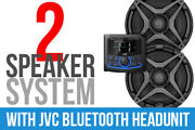 Ssv Works 2 Speaker Plug And Play Kit With Jvc Mr1 Receiver Rz5-2a1