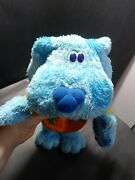 2004 Fisher-price Chicka Chicka Boom Conga Blues Clues Dog Sings Room Toy Plush
