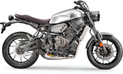 Akrapovic S-y7r5-hegeh Racing Line Full System 2/1 Stainless/titanium/carbon