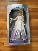 Disney Elsa Frozen 2 Limited Edition Doll Elsa The Snow Queen